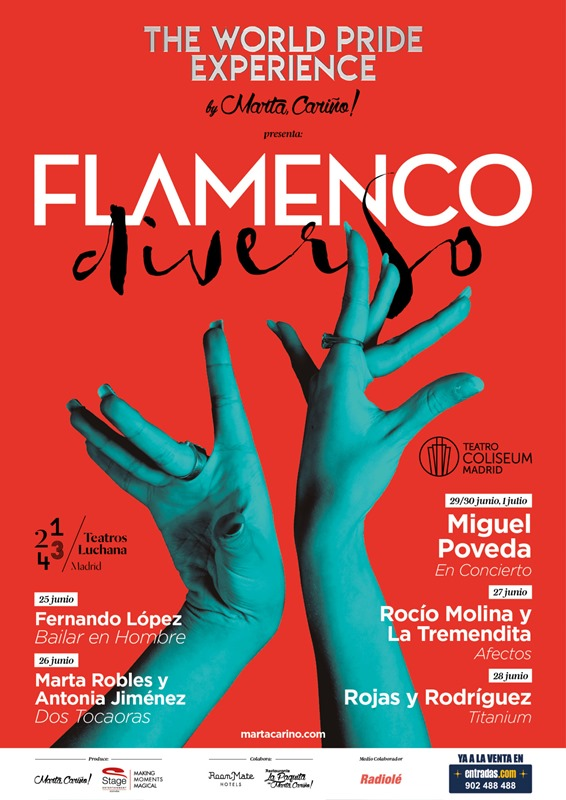 FLAMENCO DIVERSO World Pride Experience