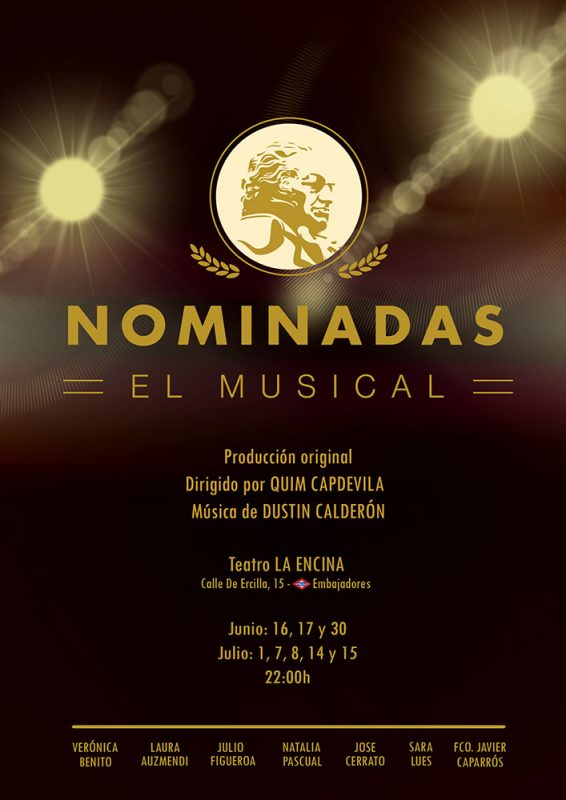 NOMINADAS EL MUSICAL