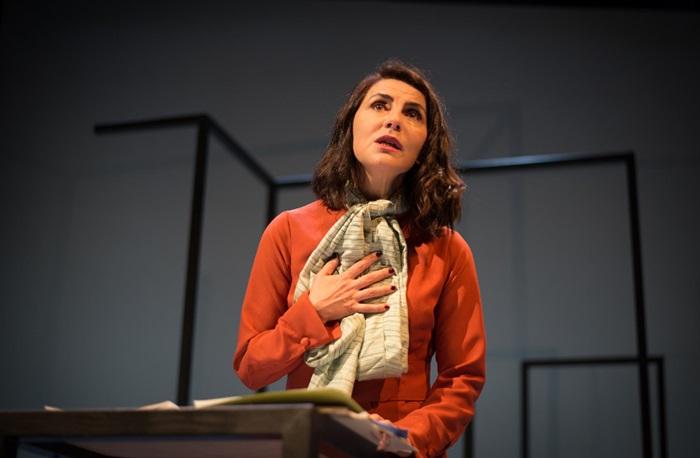 EL LUNAR DE LADY CHATTERLEY en el Teatro Español