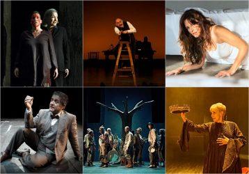 Teatro de La Abadía Programación temporada 2017-18