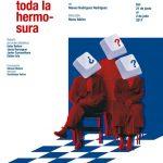 POR TODA LA HERMOSURA en el Teatro Valle-Inclán