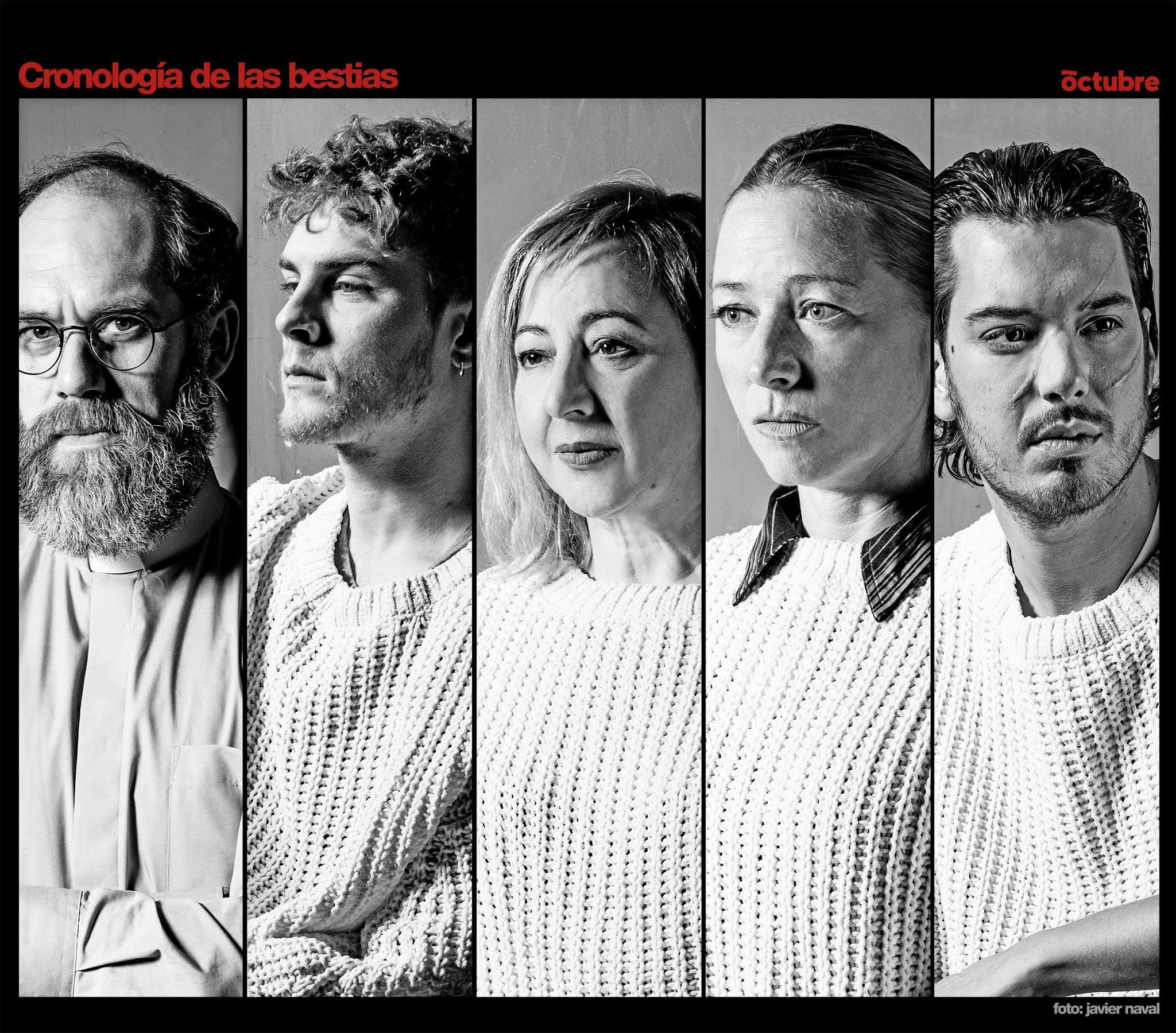 CRONOLOGÍA DE LAS BESTIAS en el Teatro Español