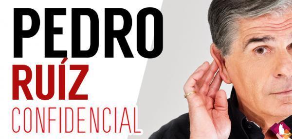 PEDRO RUIZ CONFIDENCIAL
