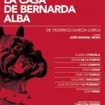 ESTO NO ES LA CASA DE BERNARDA ALBA en los Teatros del Canal