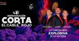 CORTA EL CABLE ROJO en el Pequeño Teatro Gran Vía
