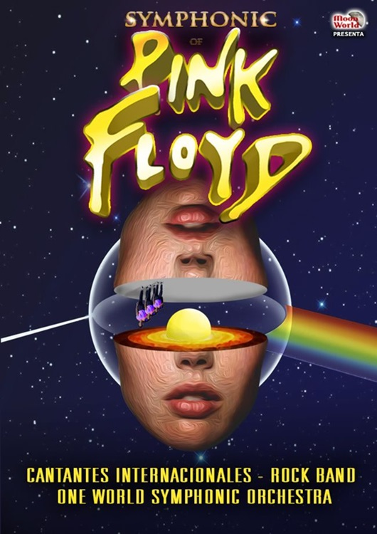 SYMPHONIC OF PINK FLOYD en el Nuevo Teatro Alcalá