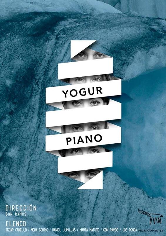 YOGUR PIANO en el Teatro Valle-Inclán