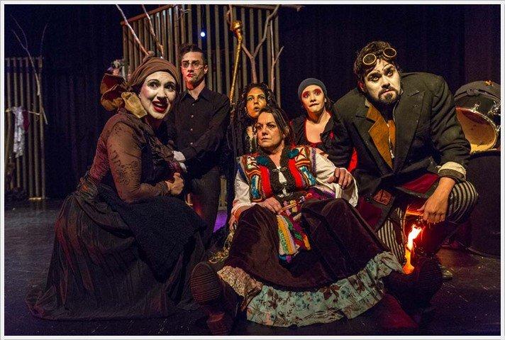 PEER GYNT EL GRAN MONARCA en el Teatro Infanta Isabel