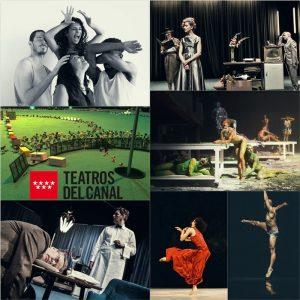 Programación Teatros Del Canal 2017-2018