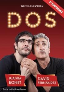 DOS de David Fernández y Juanra Bonet