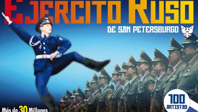 EJÉRCITO RUSO DE SAN PETERSBURGO
