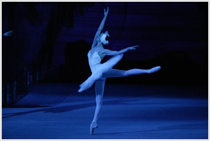 EL LAGO DE LOS CISNES - Estrellas del Teatro Bolshói en el Teatro Lope de Vega