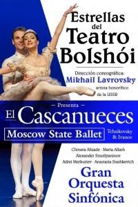 EL CASCANUECES - Estrellas del Teatro Bolshói en el Teatro Coliseum