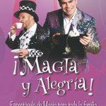 ¡MAGIA Y ALEGRÍA! Con Manu Vera en los Cines Callao