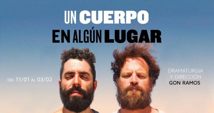 UN CUERPO EN ALGÚN LUGAR de Gon Ramos en el Teatro Fernán Gómez