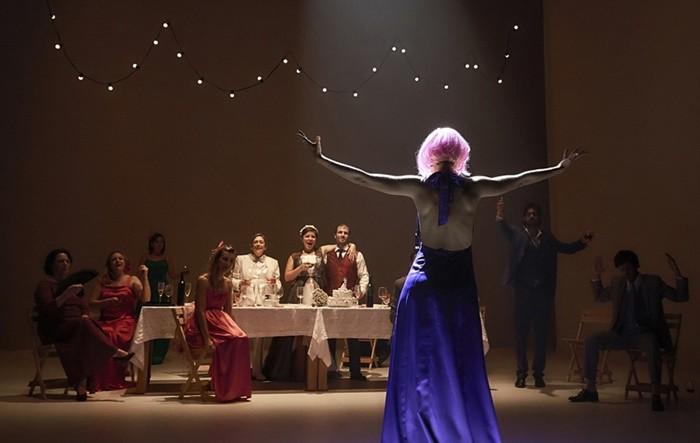 BODAS DE SANGRE en el Teatro María Guerrero