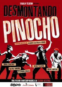 DESMONTANDO PINOCHO en los Teatros Luchana