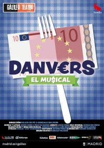 DANVERS, EL MUSICAL en el Teatro Galileo