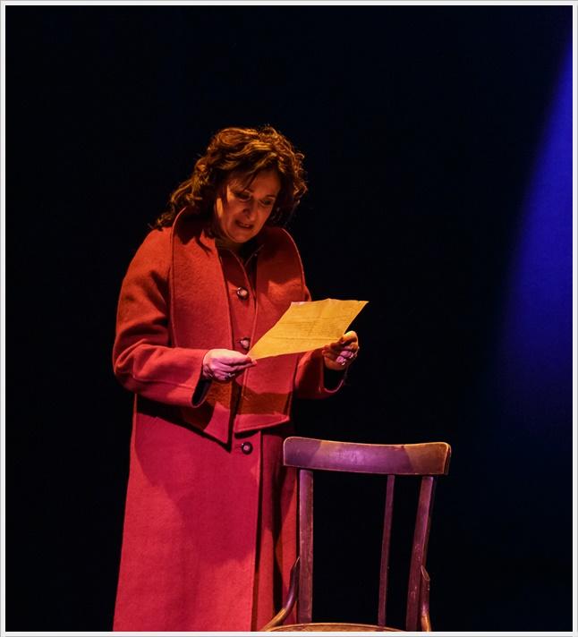 ENCENDIDAS en el Teatro Español