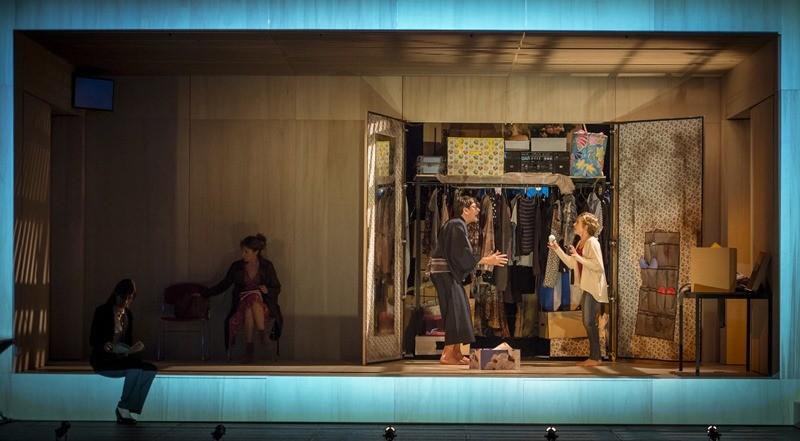 E.V.A de T de Teatre en El Pavón Teatro Kamikaze
