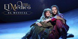 EL MÉDICO el musical,  en el Nuevo Teatro Alcalá