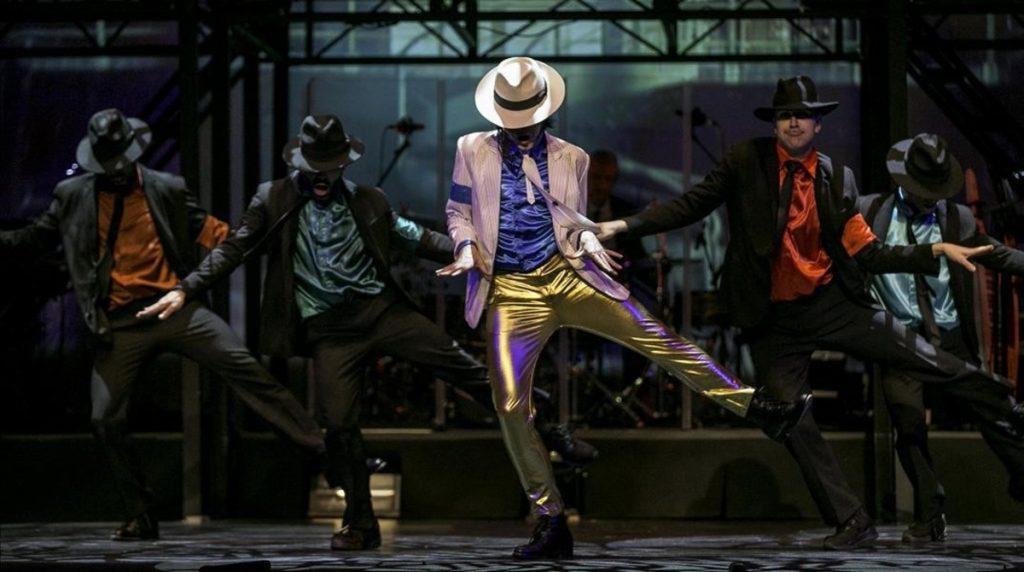 FOREVER KING OF POP Teatro Nuevo Apolo