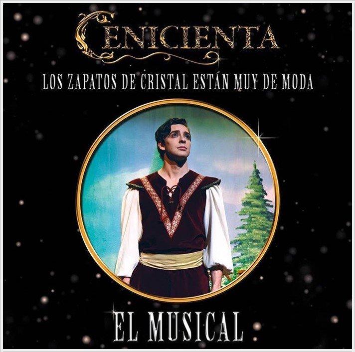 CENICIENTA, LOS ZAPATOS DE CRISTAL ESTÁN MUY DE MODA, EL MUSICAL en el Teatro Bellas Artes