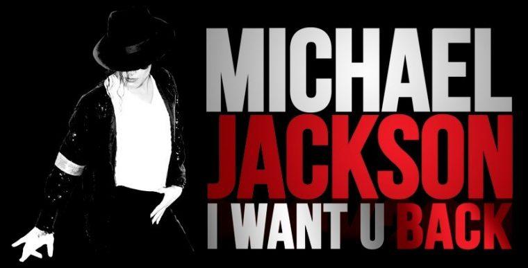 MICHAEL JACKSON I WANT U BACK en el Teatro Rialto