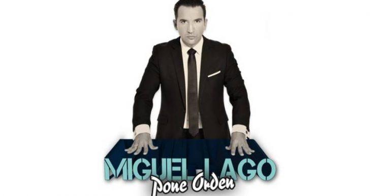 MIGUEL LAGO PONE ORDEN en el Teatro Reina Victoria