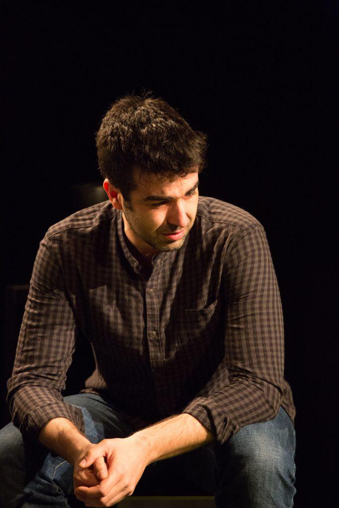 LOS HOMBRES TRISTES en el Teatro Lagrada