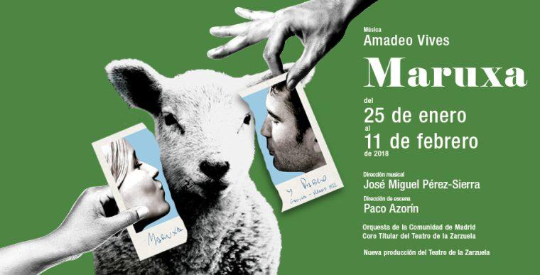 MARUXA en el Teatro de la Zarzuela
