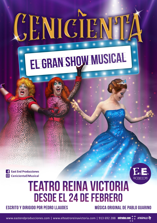 CENICIENTA EL GRAN SHOW MUSICAL