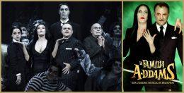 LA FAMILIA ADDAMS el Musical, en Espacio Delicias