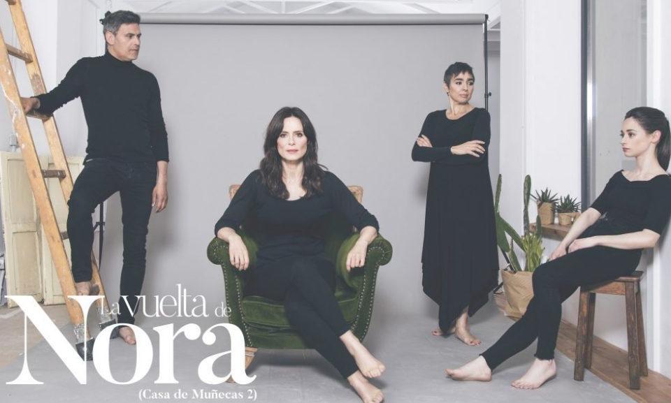 LA VUELTA DE NORA, CASA DE MUÑECAS 2, en el Teatro Bellas Artes
