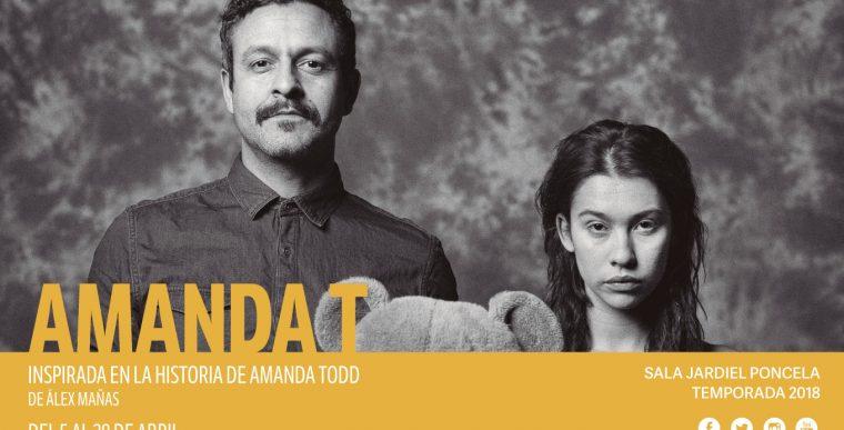 AMANDA T en el Teatro Fernán Gómez