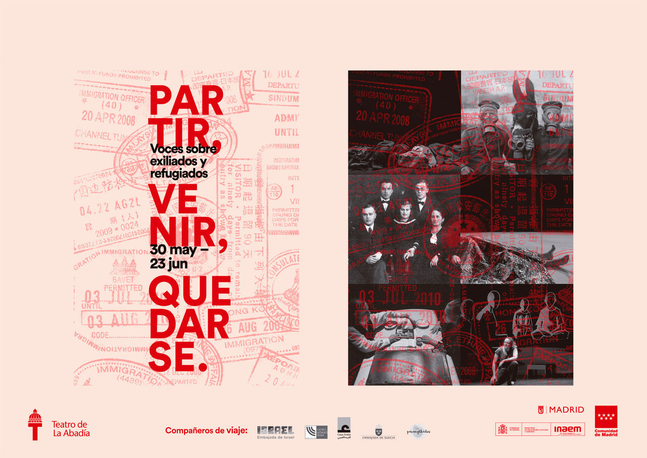 Partir / Venir / Quedarse, Teatro La Abadía