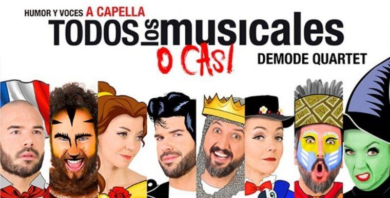TODOS LOS MUSICALES.... O CASI