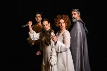 DESENGAÑOS AMOROSOS en el Teatro Galileo