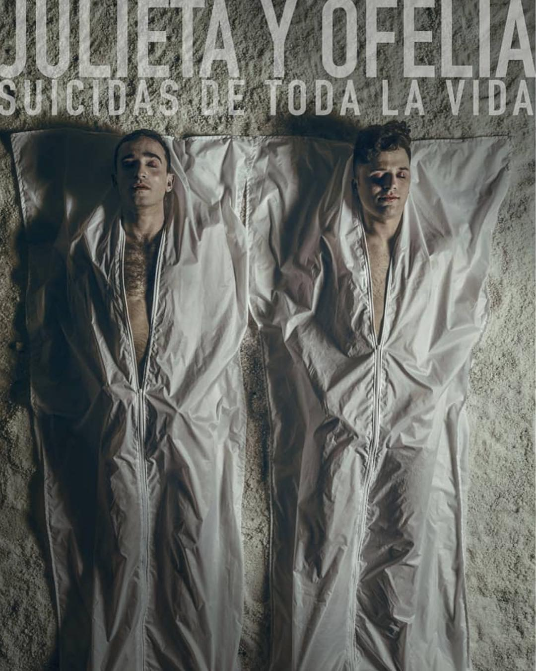 JULIETA & OFELIA. SUICIDAS DE TODA LA VIDA en Nave 73 (Surge Madrid 2018)