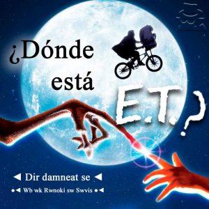 ¿Dónde está E.T.? (el secreto de Madrid)