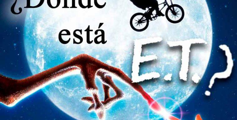 ¿Dónde está E.T.?