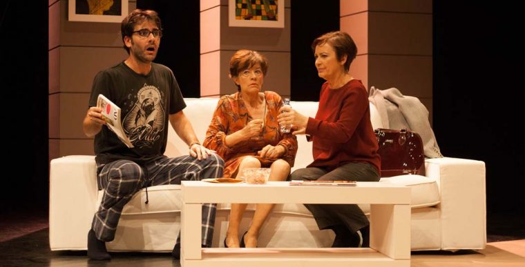 EN FAMILIA en el Teatro Fígaro