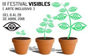 III EDICIÓN FESTIVAL VISIBLES [arte inclusivo]
