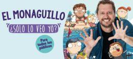 ¿SÓLO LO VEO YO? con El Monaguillo, Teatro la Latina