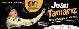 JUAN TAMARIZ, MAGIA POTAGIA Y AÚN MÁS en Abre Madrid!
