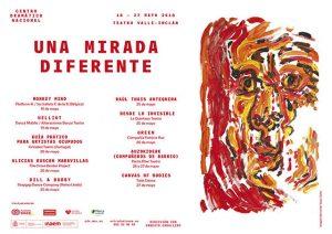 Llega una nueva edición del festival Una mirada diferente al Teatro Valle-Inclán, del 18 al 27 de mayo