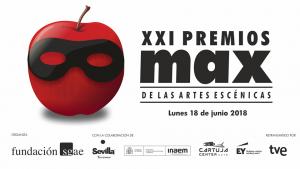 FINALISTAS XXI PREMIOS MAX DE LAS ARTES ESCÉNICAS, 2018