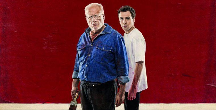 ROJO con Juan Echanove y Ricardo Gómez, en el Teatro Español
