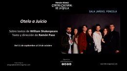OTELO A JUICIO en el Teatro Cofidis Alcázar