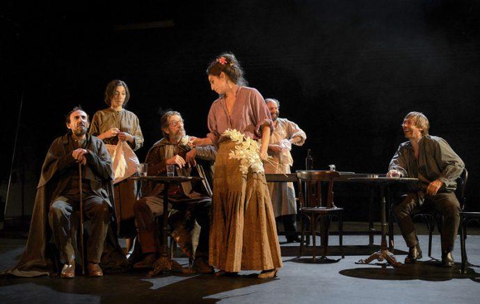 LUCES DE BOHEMIA en el Teatro María Guerrero
